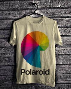 Polaroid T-Shirt Design