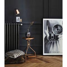 Taburete efecto cobre de metal Al. 69 cm SEAN | Maisons du Monde