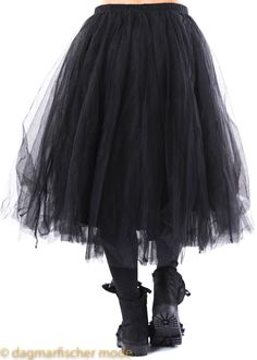 Tulle skirt by RUNDHOLZ BLACK LABEL - dagmarfischermode.de