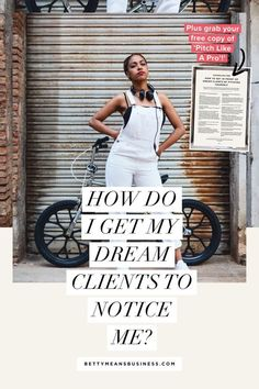 May 2019 - How do I get my dream clients to notice me? It comes down to 2 things: Who is your dream client? and How do I get visible to them? Read on for my tips! Small Business Marketing, Sales And Marketing, Business Tips, Creative Business, Digital Marketing, Marketing Tools, Business Branding, Media Marketing, Online Entrepreneur