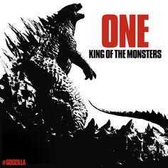 #Godzilla