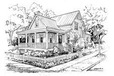 Jasper Cottage  Burton Company | Homes for sale Charleston SC :: Carolina Park