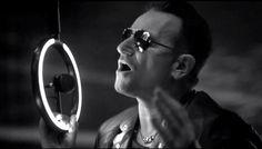 The legendary Bono from U2 (Invisible)