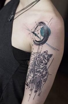 Marta Lipinski dead Romanoff wolf tattoo