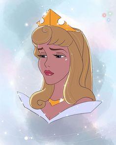Artist reimagines Disney Princesses moments before their happy endings Disney Now, Disney Princess Aurora, Aladdin Princess, Flame Princess, Disney Girls, Arte Disney, Disney Magic, Disney And Dreamworks, Disney Pixar