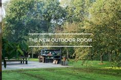 Table of Contents: The New Outdoor Room; Gardenista