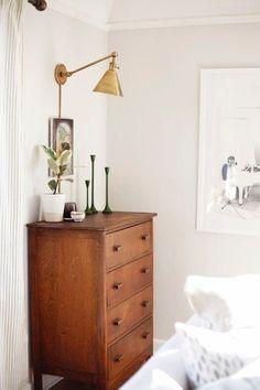 Master bedroom dresser inspo