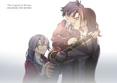 Trails Of Cold Steel, The Legend Of Heroes, Anime, Fictional Characters, Art, Art Background, Kunst, Cartoon Movies, Anime Music