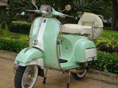 yes, please! Mint Green 1968 VLB Sprint
