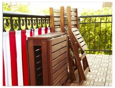 Small Garden, Patio & Balcony Ideas | Get Inspired with - IKEA