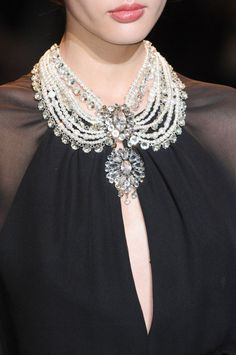 Badgley Mischka Fall 2011 RTW