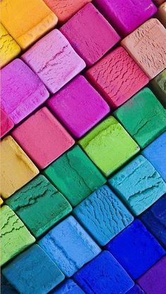 Rainbow | Arc-en-ciel | Arcobaleno | レインボー | Regenbogen | Радуга | Colours | Texture | Style | Form | vibrant pastels
