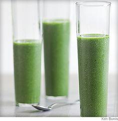 Jugo verde para cuidar nuestra salud #jugoverde #receta #greenjuice