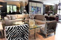 Adriana Hoyos Showroom Quito, Ecuador #livingroom #contemporary #design
