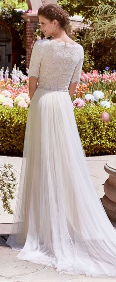 d7e2d3a0a63 CATHY ANNE by Rebecca Ingram Wedding Dresses