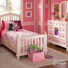 Colorful Kids' Rooms | Where the WIld Things Are