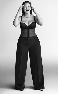 Lane Bryant's #PlusIsEqual Campaign Is Sexy, Fierce and Confident: ''No One's Ignoring Us Anymore''   E! Online Mobile