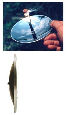 Solar Spark Lighter - Pocket size solar lighter & survival tool