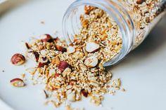Granola de quinoa y