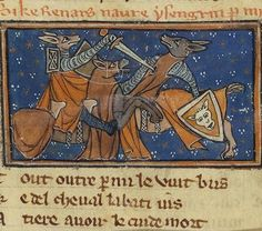 Roman.de.renart.2 - Nederlandse literatuur: de Middeleeuwen - Wikipedia