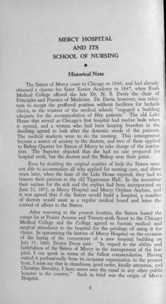 1937-1938 Announcements of School of Nursing :: Academic Catalogs (Saint Xavier University)