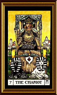 The Chariot Palmistry, Oracle Cards, Tarot Decks, Numerology, Tarot Cards, Astrology, Spirituality, Christian, Angels