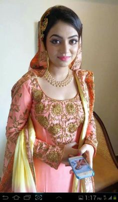 Nazriya on her engagement