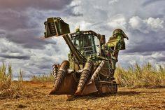 John Deere 3520 - Sugar Cane Harvester