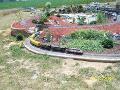 Garden Railway.