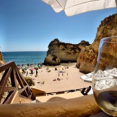 Restaurante Caniço, Alvor, Portugal - Tiny beach with a fantastic...