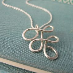 How wonderful! This or one of her lovely initial necklaces would be a wonderful piece to add to my collection. :o)