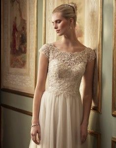 Find This Pin And More On Casablanca Bridal