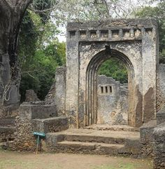 Unsolved Mystery Of Gedi Ruins Protected By The 'Old Ones' - Why Did People Leave? - MessageToEagle.com