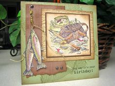 Birthday Angle by gotta_stamp - Cards and Paper Crafts at Splitcoaststampers