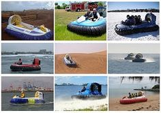 Hovercraft Applications