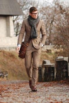 Man style suit