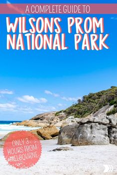 Everything you need to know for your first visit to Wilsons Promontory National Park, including when to visit, hiking, permits and the best places to visit. Victoria Australia Gippsland via 577938564666894413 Visit Australia, Australia Travel, Scuba Diving Australia, Wilsons Promontory, Australian Beach, Single Travel, Travel Guides, Travel Tips, Solo Travel