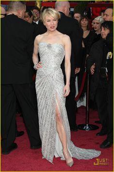 Renee Zellweger @ Oscars 2008
