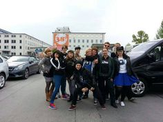 Munich Rolling Rebels #MunichDynamite
