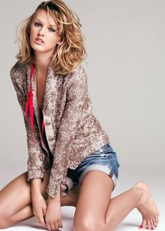 Love the jacket!! and short