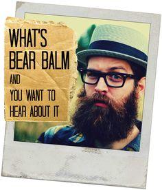 http://manlinesskit.com/what-is-beard-balm-used-for/  O que é Beard Balm Usado Para & Por que você quer ouvir sobre ele? Beard bálsamo é um produto de cuidado de barba para condicionar e moldar o seu cabelo facial. Alguns chamam-lhe a criança de amor de óleo de barba & cera barba. Isto é principalmente porque tem as propriedades de ambos os produtos. condições barba bálsamo a barba como o óleo de barba e, ao mesmo tempo, ele pode moldar a barba como uma cera barba. #beardbalm #beards