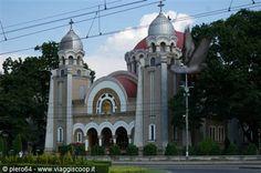 foto ROMANIA Romania, Barcelona Cathedral, Taj Mahal, Building, Travel, Viajes, Buildings, Destinations, Traveling