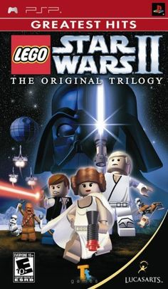 Lego Star Wars II: The Original Trilogy - Nintendo DS - detox tea warm coat Star Wars Quotes, Star Wars Humor, Playstation 2, Xbox 360, Legos, Minifigures Lego, Star Wars Video Games, Mad Libs, Lego War