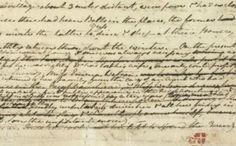 Manuscrit J. Austen
