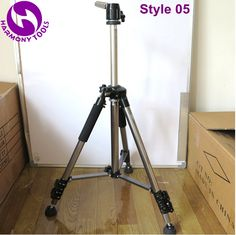 Tools & Accessories Wig Stands Just Harmony 1 Piece Lf-6307a Stable Aluminium Alloy Tripod Floor Holder For Training Doll Head Mannequin Manikin Canvas Block Head