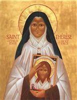 Prières catholiques | Offrande de sa journée par Sainte Thérèse de Lisieux |     Mon Dieu, je vous offre toutes les actions que je vais faire aujourd'hui, dans les intentions et...