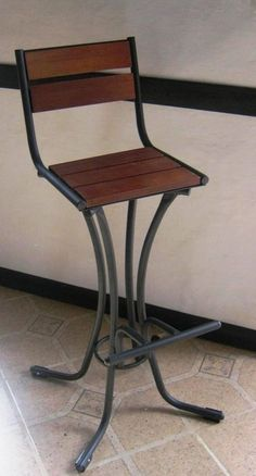 Rich Tuscan Inspired Wrought Iron 29 Inch Bar Stools