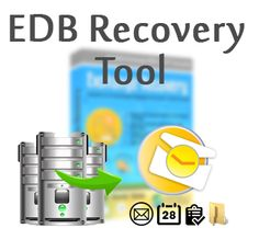 Enstella EDB Recovery tool perfectly recover damaged/corrupted EDB file into PST file and another three new formats like as: - EML, MSG or HTML. This EDB file Recovery software fastly transfers single and multiple EDB mailboxes items to Outlook. Recover EDB to PST Software fully supports all EDB file versions upto 2013.   Read More:- http://www.edbrecoverytools.com/