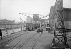 1923 - Düsseldorf, arrestation du directeur des douanes   Photographie de presse : Agence Rol