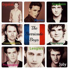 The Barricade Boys <3